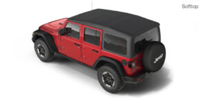 Jeep Wrangler Softtop