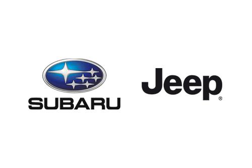 Subaru & Jeep