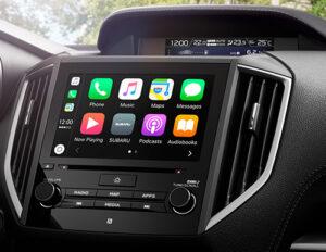 Subaru Impreza Infotainment