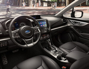 Subaru Impreza Interieur